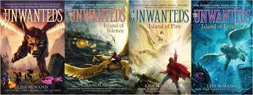 unwanteds 1 4 covers