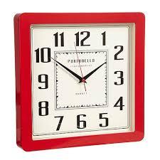 Small Picture Wall clocks Home Debenhams