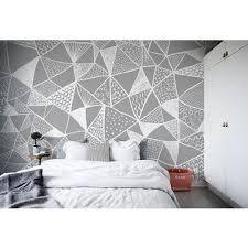 ... China Gris* Graffiti black&white abstract wall mural hand painting design  wall art decor ...