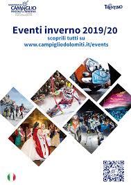 Calendario eventi, Pagina 1