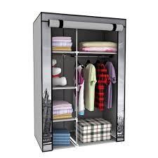 switch innovation storage closet portable temporary canvas storage wardrobe closet storage wardrobe closet big lots