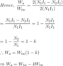 what is auto transformer ? auto transformer calculations at Autotransformer Diagram