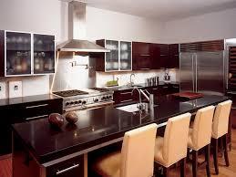 Dark Brown Cabinets Kitchen Kitchen Brown Wooden Floor Dark Brown Cabinet Kitchen Design