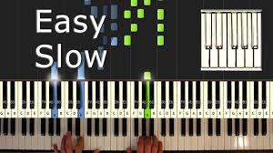 Sheet music you may also like. Billy Joel Piano Man Piano Tutorial Easy Slow How To Play Synthesia Youtube