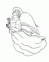 Small Picture Angel Coloring Pages Angel Coloring Pages For Preschooljpg clarknews