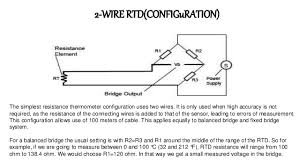 resistance temperature detector by mitesh kumar 9 2 wire rtd configuration