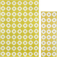 swedish plastic rugs absolutely love these plastic rug flower sun by brita sweden