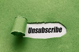 The Changing Times Newspaper Template 14 Best Practices For Email Unsubscribes Keap
