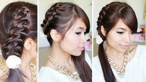 Quick Ponytail Hairstyles Simple Varieties And Beautiful Hairstyle 4 Easy Ponytail