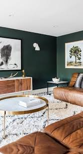 green living room wall decorating ideas