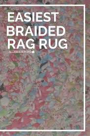 Fabric Rug Diy Best 25 Rag Rug Tutorial Ideas On Pinterest Rag Rugs Homemade