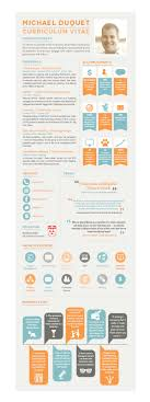 206 Best Graphic Resumes Images On Pinterest Resume Ideas