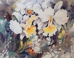orchid by lian quan zhen