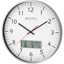 w round wall clock