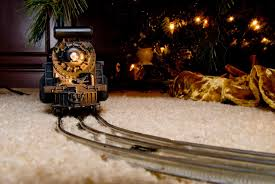Why Do People Put Toy Trains Under Christmas Trees?