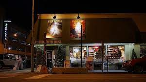 But pulp fiction came to the rescue (several times) with a reliably pulled smooth espresso. The Vintage Posters Got Our Attention Picture Of Pulp Fiction Coffee House Kelowna Tripadvisor