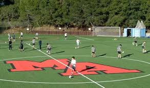 Marin Academy unveils new artificial turf in time for soccer season