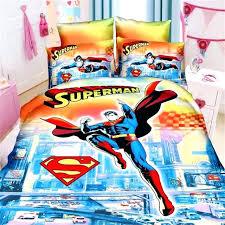 superman twin bedding super boys bedding set duvet cover set twin single size 2 as gift