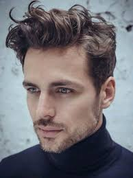 Hairstyles 15 Short Hairstyles For Men With Wavy Hair Ideas Also