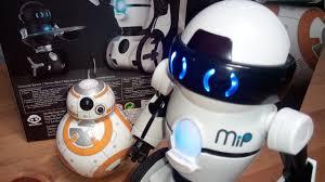 <b>Робот</b> для детей <b>WowWee</b> MiP. Распаковка - YouTube