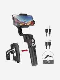 Buy <b>Moza Mini</b>-<b>S Essential</b> Foldable Smartphone Gimbal (Black ...