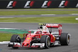 Formula 1 silverstone date 2016