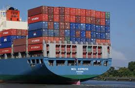container ship hd wallpaper background image 2048x1345 id 661691 wallpaper abyss