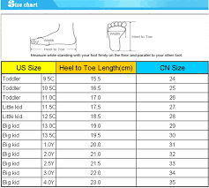 Explicit Boy And Girl Shoe Size Chart Timberland Toddler