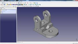 freecad tutorial review from a 2d sketch to a 3d print