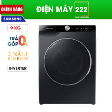 Máy giặt Samsung WW90TP44DSB/SV 9kg AI Inverter cửa trước