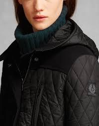 Flynn Quilted Parka | Women's Designer Jackets & Coats | Belstaff &  Adamdwight.com
