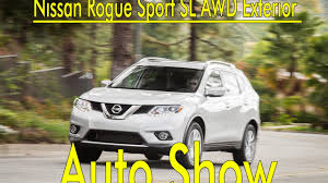 2018 nissan rogue sport. modren nissan 2018 nissan rogue sport sl awd exterior and interior walkaround 2017  detroit auto show throughout nissan rogue sport
