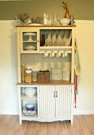 ... Inspiration Kitchen Hutch Ideas Fancy Interior Decor Home Country Hutch  Decorating Ideas ...