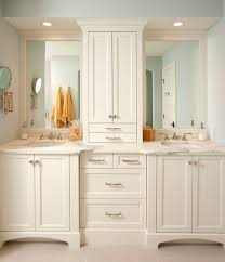 white bathroom cabinets. white rectangle eliete wooden bathroom cabinet design drawer for mirror: brilliant cabinets
