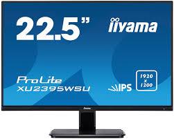 """<b>Монитор Iiyama</b> 22.5"""" <b>XU2395WSU</b>-<b>B1</b> черный купить в интернет ..."""