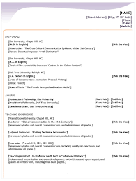 Excel Resume Template 24 Free Resume Templates Excel PDF Formats 3