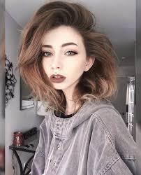 Photo De Coiffure Femme Beau Jolie Modele Coiffure Cheveux