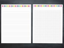 Planner Paper Template The Deluxe Teacher Lesson Planner Sweet Paper Trail