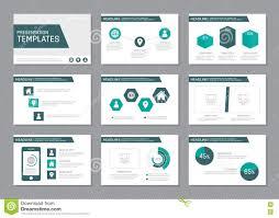 Chart Paper Presentation Set Of Blue Template For Multipurpose Presentation Slides