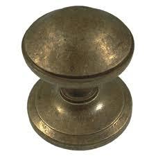 antique patinated br door door handle door opener ancient times 001