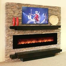modern flames electric fireplace tv stand home depot nice