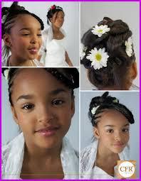 Coiffure De Mariage Pour Petite Fille Africaine 145382