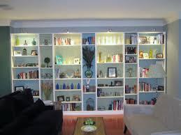 lighting for shelves. Ikea Bookcase Lighting. Bookshelves With Lights Impressive For Built In Bookcases Pinterest 16 Lighting Shelves I