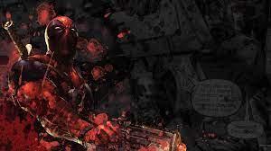 4K Deadpool Wallpaper on WallpaperSafari