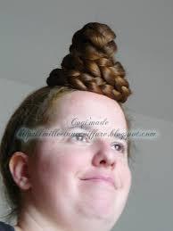 Image Coiffure Cheveux Long Chignon Tresse Coupe De Cheveux