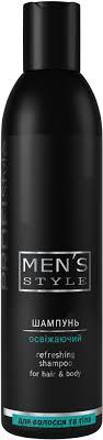 <b>Шампунь освежающий</b> для мужчин - Profi Style Men's Style ...