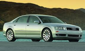2004 Audi A8   First Drive Review   Reviews   Car and Driver