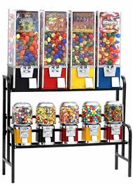 Vending Machine Candy Bulk Amazing 48 Rack Setup Bulk Vending Machines