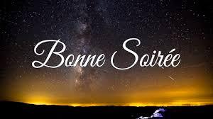 Bonne soirée - Ciel - Etoiles - Gif animé - Gratuit - Le Monde des Gifs