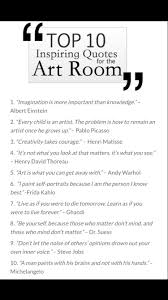 Art Room Quotes Arts Art Artisanat Art Dessin Et Citation Art